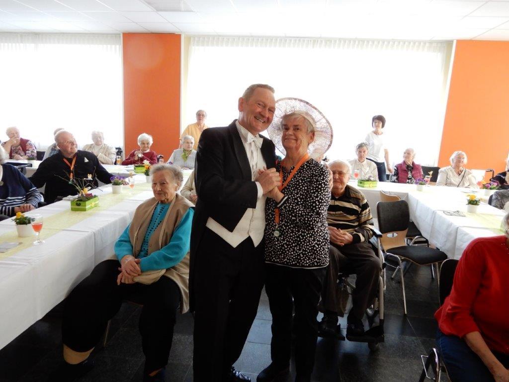 Tanzshow mit Ramona und Manfred aus Leipzig